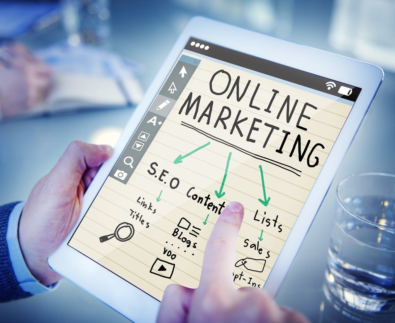 competences marketing
